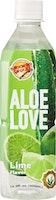 Boisson rafraîchissante Lime Aloe Love