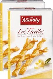 Kambly Flûtes Les Ficelles