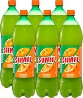 Bevanda al succo di frutta Sumol arancia