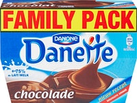 Crème Danette Danone