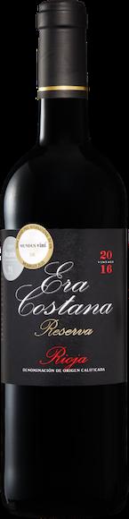 Era Costana Reserva DOCa Rioja  Vorderseite