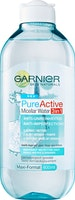 Eau nettoyante Pure Active 3 in 1 Micellaire Garnier