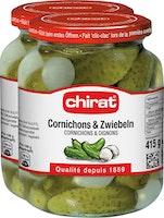 Cetriolini/Cipolle Chirat