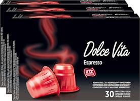 Capsules de café Dolce Vita Denner