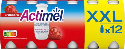Danone Actimel Joghurtdrink probiotisch