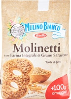 Biscuits Mulino Bianco Barilla