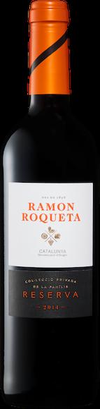 Ramón Roqueta Tempranillo/Cabernet Sauvignon Reserva D.O. Catalunya Vorderseite