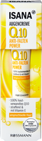 ISANA Q10 Anti-Falten Augencrème