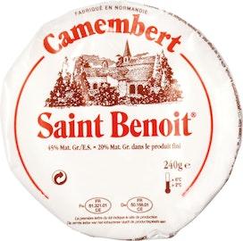 Camembert Saint Benoit