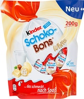 Ferrero Kinder Schoko-Bons White