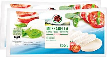 Filoncino di mozzarella IP-SUISSE
