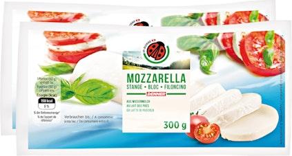 Bloc de mozzarella IP-SUISSE