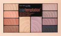Palette de fard à pampières Total Temptation Maybelline NY