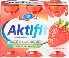 Yogurt da bere Aktifit Fragola Emmi