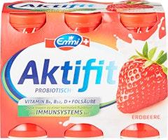 Emmi Aktifit Joghurtdrink Erdbeere