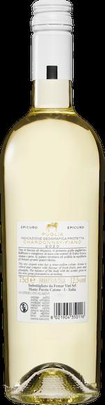 Epicuro Bianco Chardonnay/Fiano Puglia IGP Zurück
