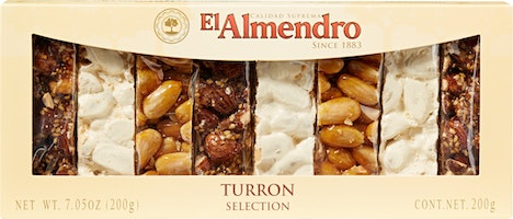 Touron aux amandes Selection El Almendro