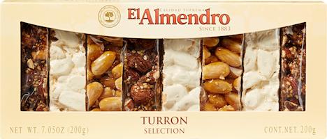El Almendro Mandeltorrone Selection