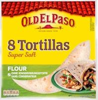Tortillas di grano Old El Paso