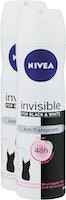 Nivea Deo Spray Invisible for Black & White