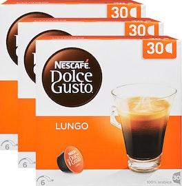 Capsules de café Lungo Nescafé Dolce Gusto