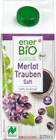 Enerbio Merlot-Traubensaft