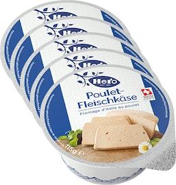 Hero Poulet-Fleischkäse