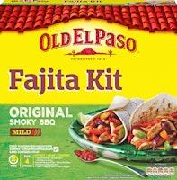 Old El Paso Fajita Kit