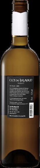Clos de Balavaud Fendant du Valais AOC Zurück