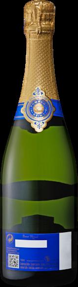 Pommery brut Royal Champagne AOC Arrière
