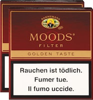 Cigarillos Golden Taste Dannemann Moods Filter
