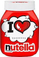 Nutella Brotaufstrich Valentin Edition
