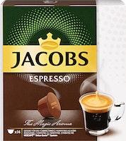Capsules de café Espresso Jacobs