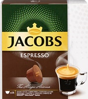 Jacobs Kaffeekapseln Espresso