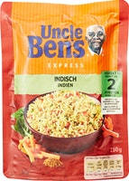 Uncle Ben's Express-Reis