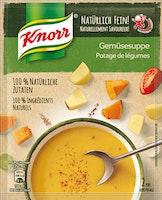 Minestra di verdura Knorr