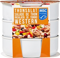 Salade de thon Western Denner