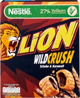 Nestlé Cerealien Lion Wild Crush
