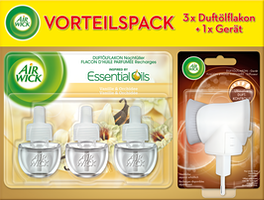 Air Wick Duftstecker Vanille & Orchidee