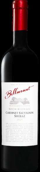 Bellmount Winemaker's Choice Cabernet Sauvignon/Shiraz Vorderseite