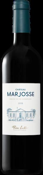 Château Marjosse Bordeaux AOC  Vorderseite