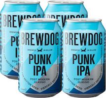 Birra Punk IPA Brewdog