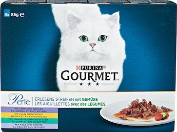 Cibo per gatti Gourmet Perle Purina
