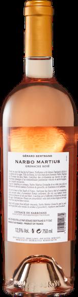 Narbo Martius Grenache Rosé Coteaux de Narbonne IGP Zurück
