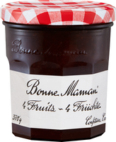 Confiture 4 Fruits Bonne Maman