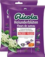 Ricola Kräuterbonbons Holunderblüten