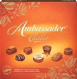Praline Ambassador Cailler