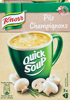 Quick Soup Funghi Knorr