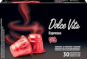 Capsule di caffè Dolce Vita Denner