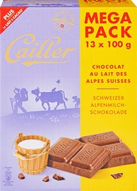 Cailler Tafelschokolade